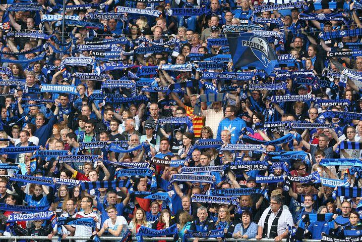 Paderborner Fans: Begeisterung ist in Euphorie umgeschlagen