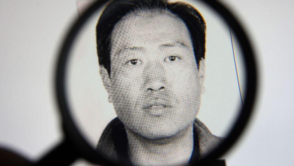 Verurteilter Gao Chengyong