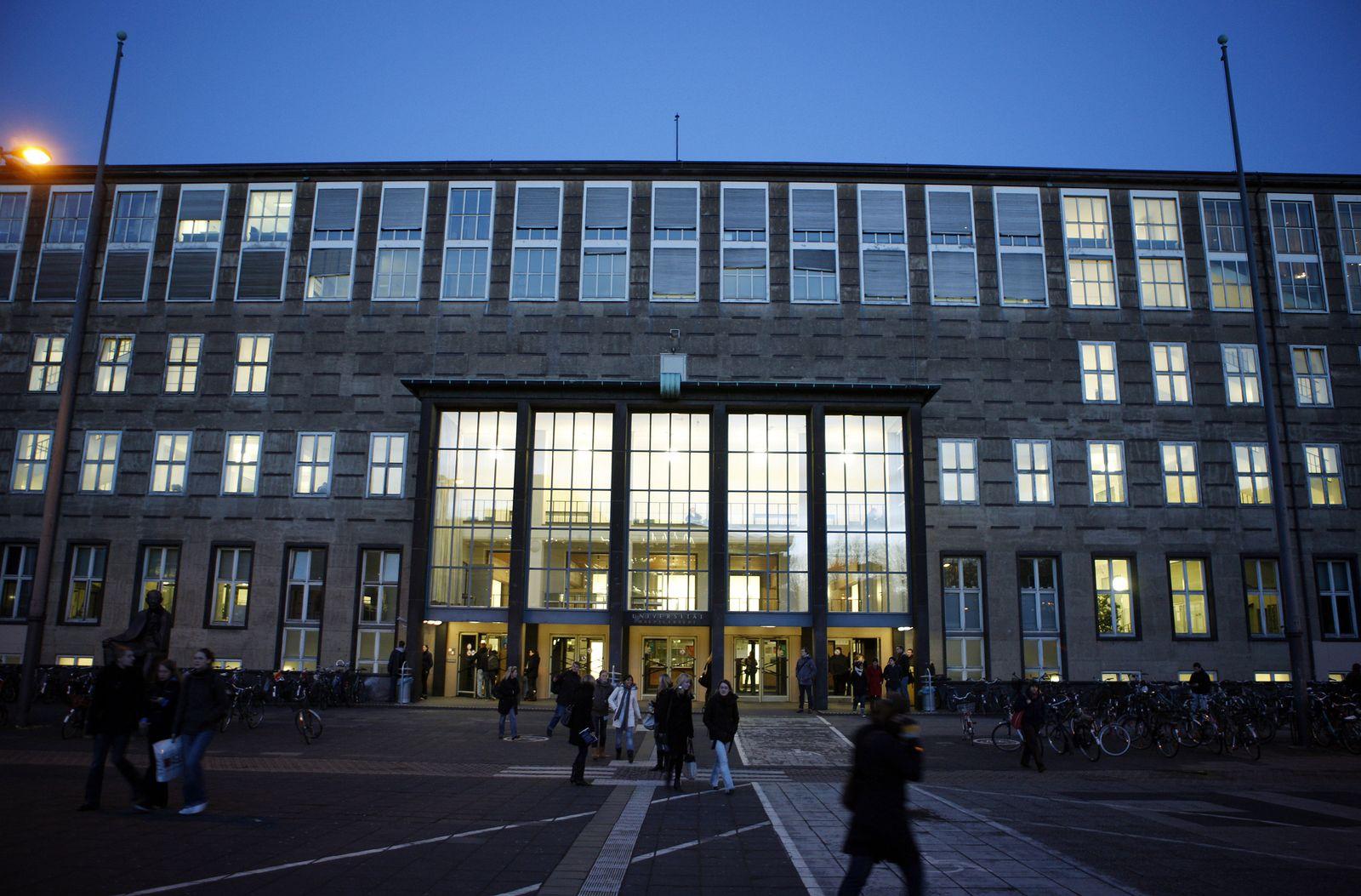 Universität Köln Hauptgebäude Uni