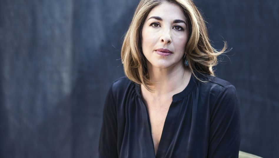 """Naomi Klein is the author of a new book on climate change called """"This Changes Everything: Capitalism vs. the Climate."""""""