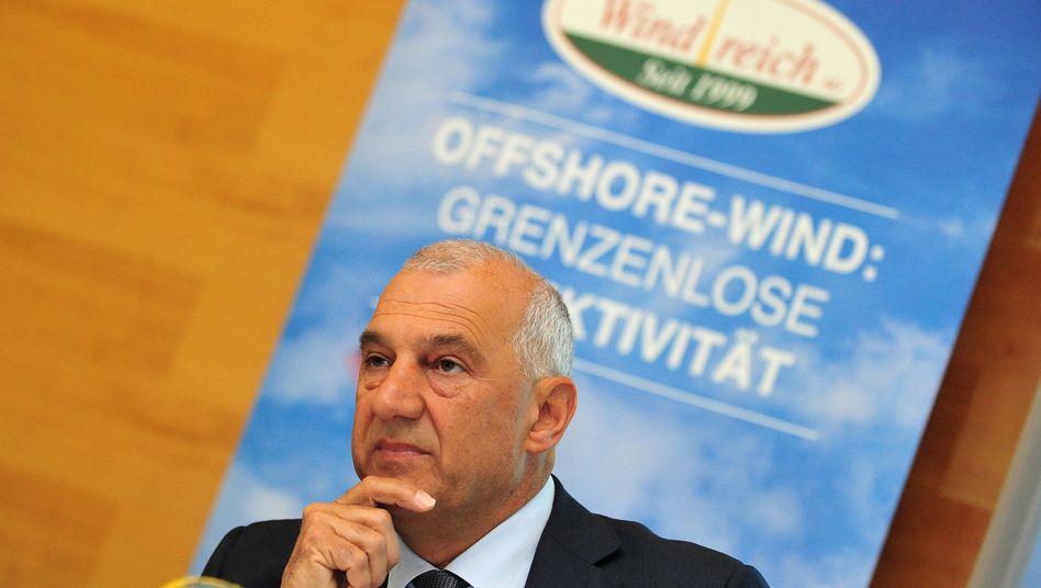 Ex-Windreich-Chef Balz: Investoren wollten den Managementwechsel