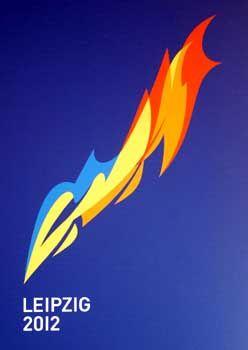 Logo der Leipziger Bewerbung für die Olympischen Sommerspiele 2012
