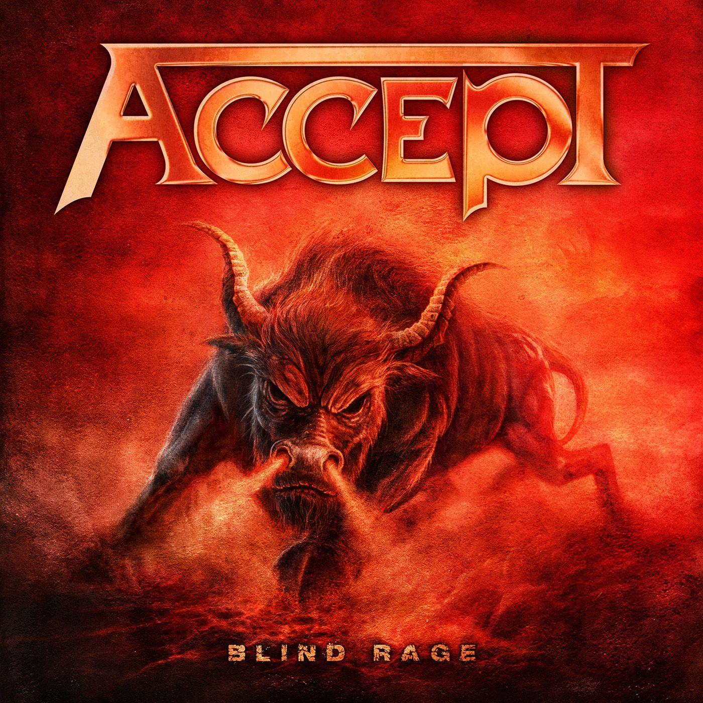 Amtlich/ Accept: Blind Rage