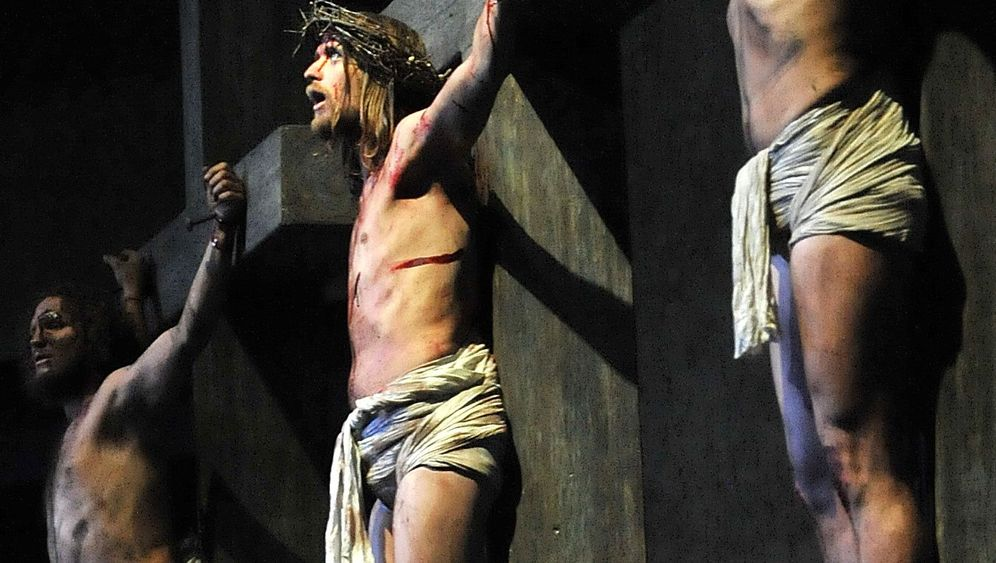 Photo Gallery: Oberammergau's Passion Play