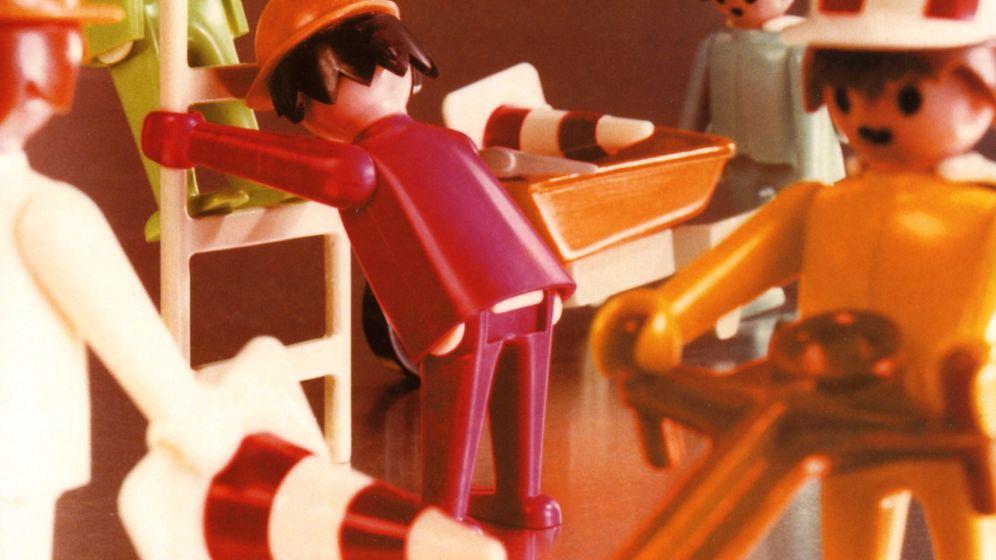 Playmobil vs. Play-Big: Ein Leben für die Plastikmenschen