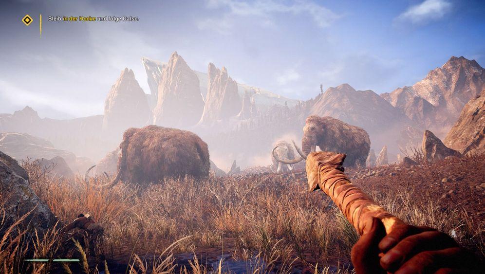 """Spiel """"Far Cry Primal"""": Auf zur Mammutjagd"""