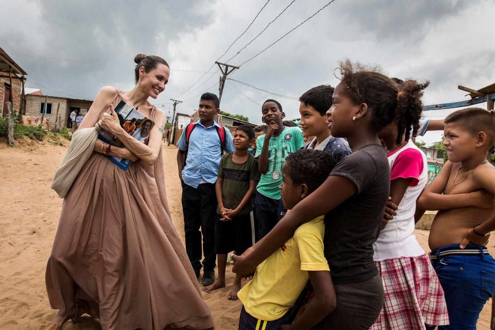 Angelina Jolie Riohacha