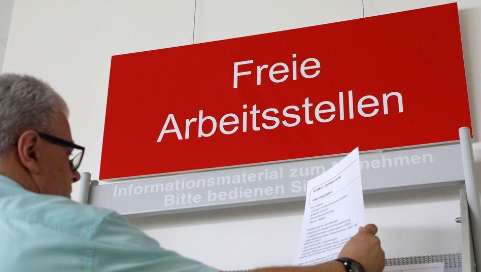 Berufsinformationszentrum (BiZ) der Agentur für Arbeit in Rostock