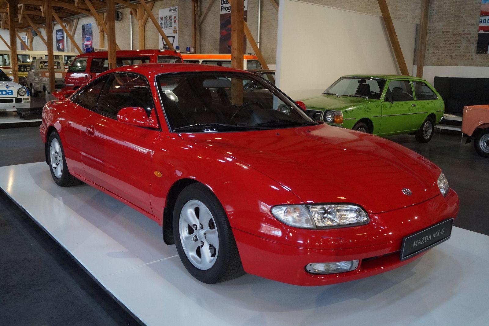 100 Jahre Mazda - XM 6