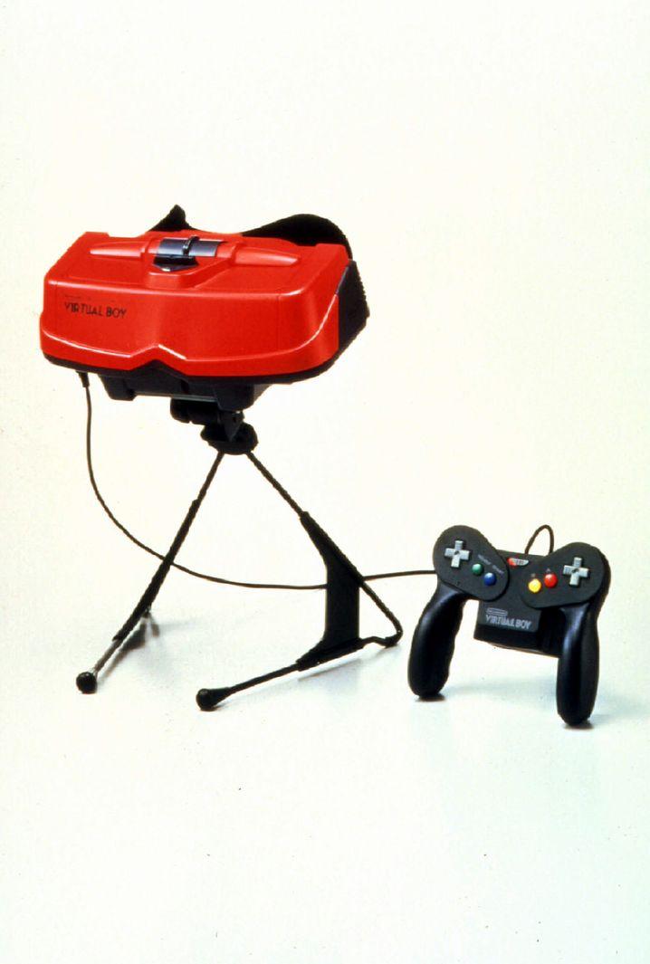 Nintendos Virtual Boy: Flop aus den Neunzigerjahren