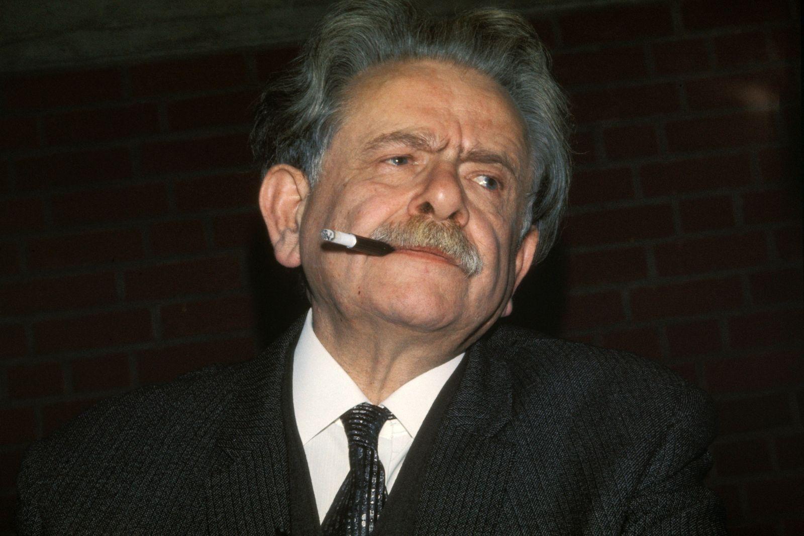 Elias Canetti, 1973 | Elias Canetti, 1973