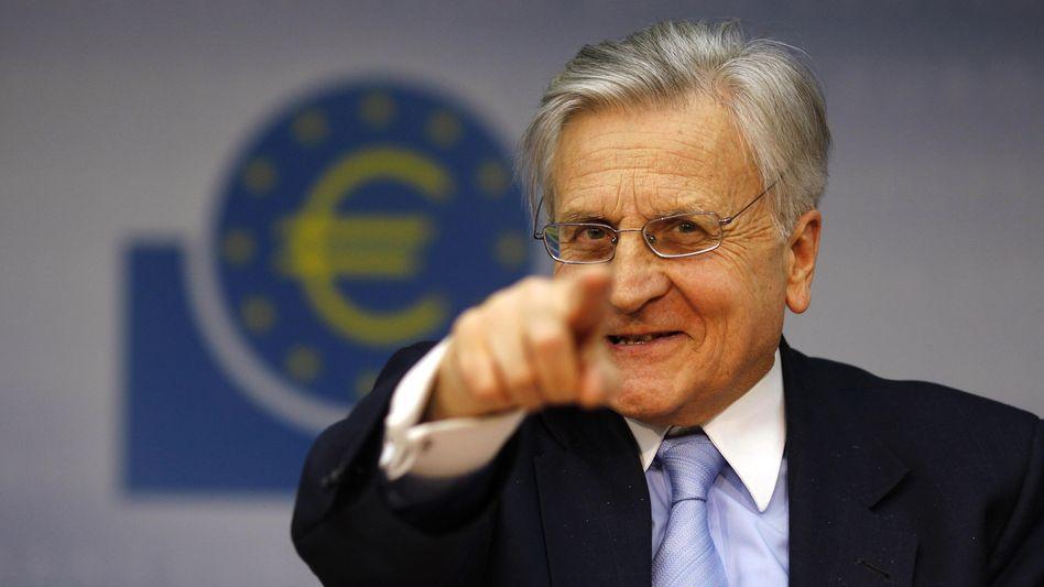 EZB-Präsident Trichet: Strafen für Haushaltssünder bis hin zum Stimmentzug