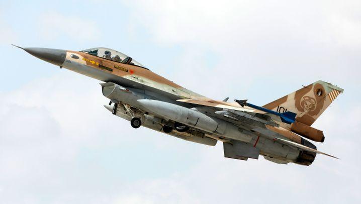 Iran-Israel-Konflikt: Heißer Winter am Fuße des Golan