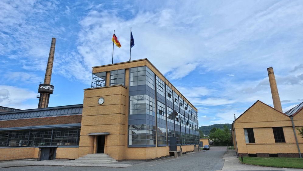 Photo Gallery: German Factory Joins UNESCO List