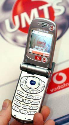 UMTS-Handy Samsung Z105: Spricht noch kein IP
