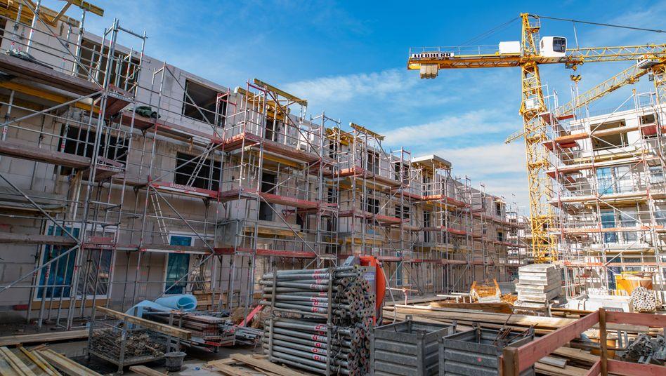 Wohnungsbau: Immobilien werden gern als Möglichkeit zur Geldwäsche genutzt