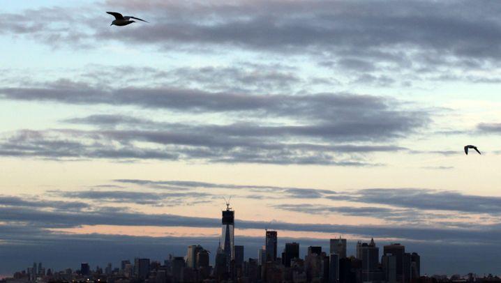 """Sturm """"Sandy"""": Nach dem Wasser die Kälte"""