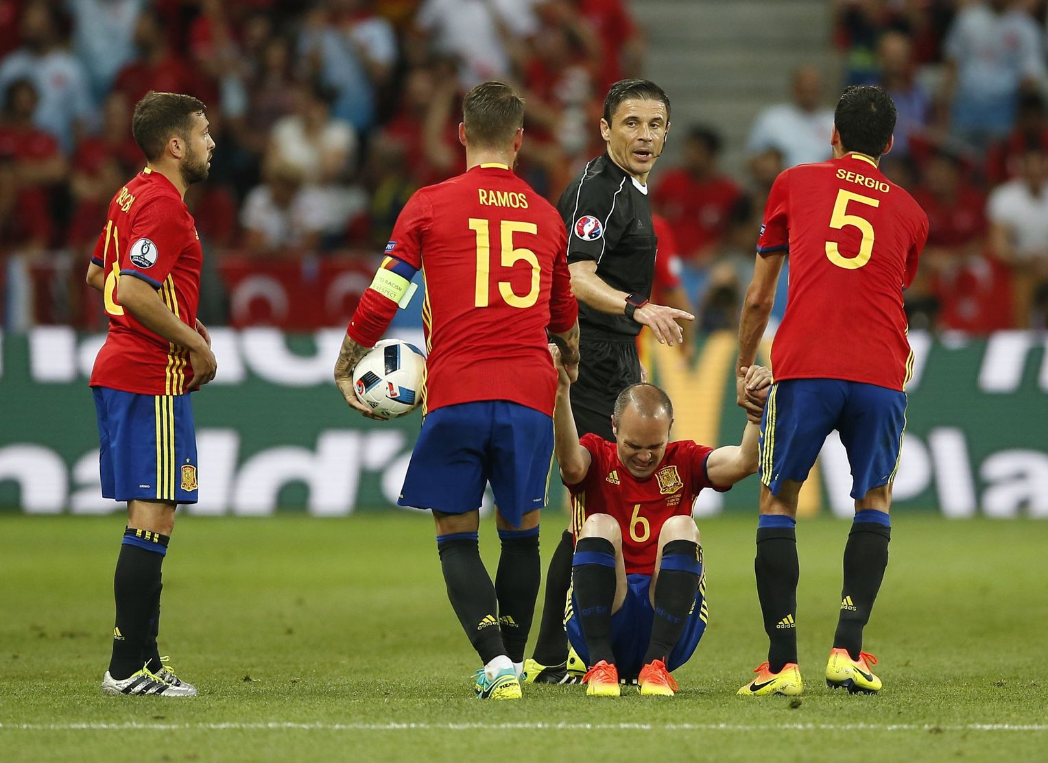 TГјrkei Vs Spanien