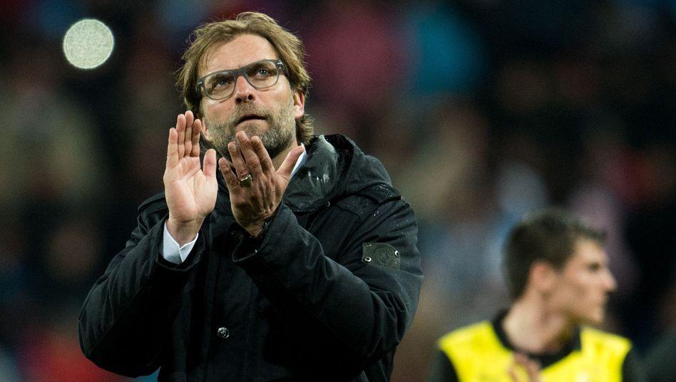 """BVB-Trainer Klopp: """"Sind wir fertig?"""""""