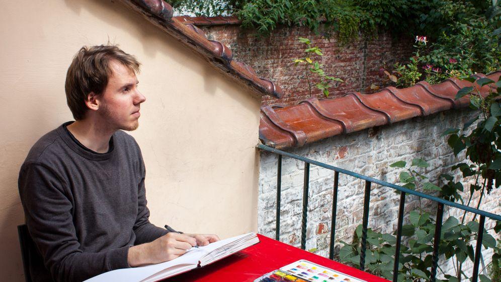 Projekt Comic Transfer: Lieber Stift als Kamera