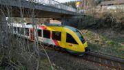 Lokführer täuschte Anschlag auf eigenen Zug möglicherweise vor
