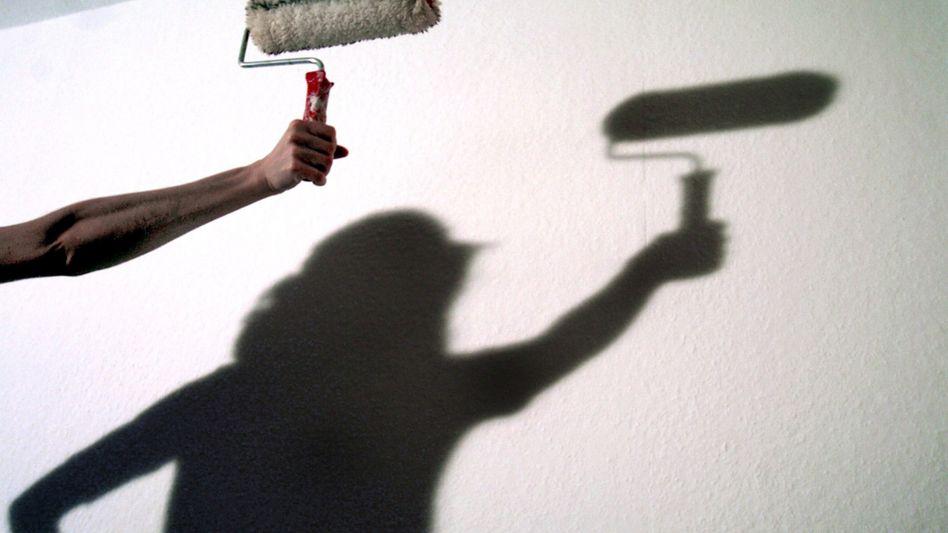 Streichen von Wänden: BGH entlastet Mieter
