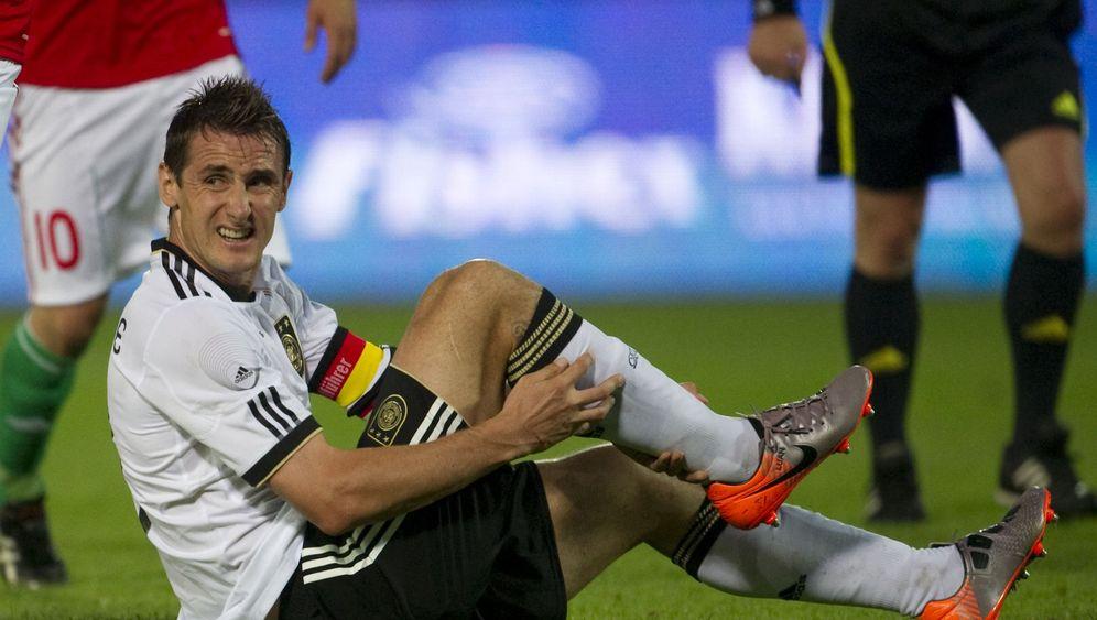 Miroslav Klose: Stürmer auf Kuschelkurs