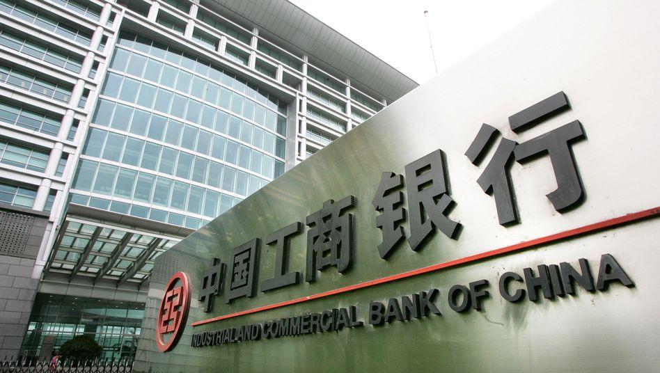 "Industrial and Commercial Bank of China: Laut ""Forbes"" größter Konzern der Welt"