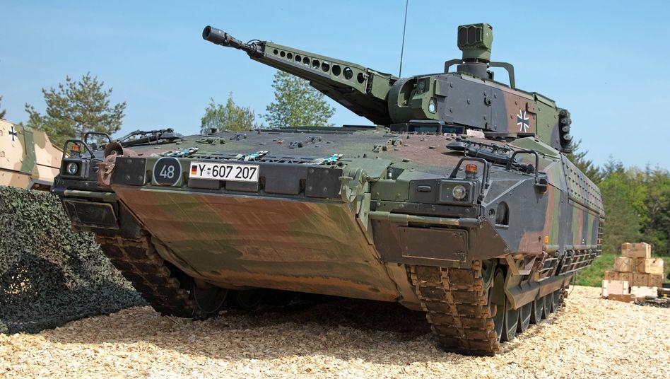 """Schützenpanzer """"Puma"""", Mai 2019"""