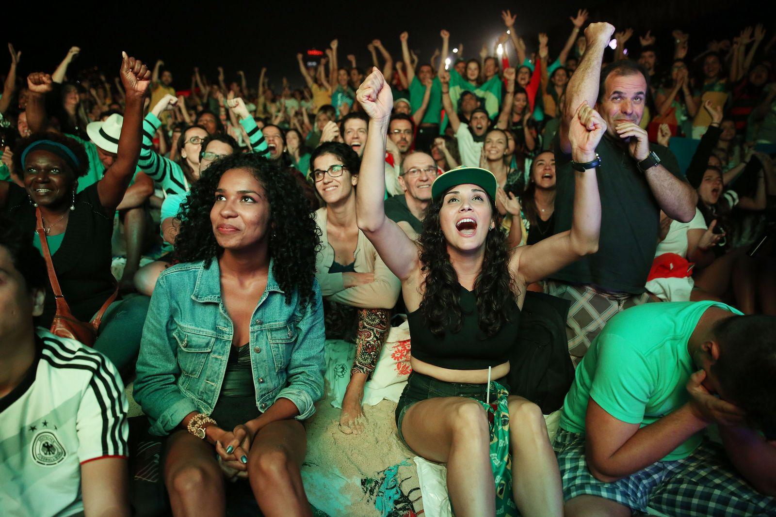 rio 2016 olympia fans