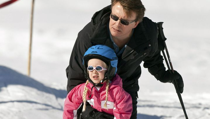 Niederländischer Prinz: Lawinenunfall beim Skifahren