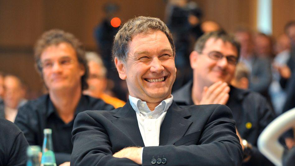 Der saarländische Grünen-Chef Ulrich: Auf dem Höhepunkt seiner Macht