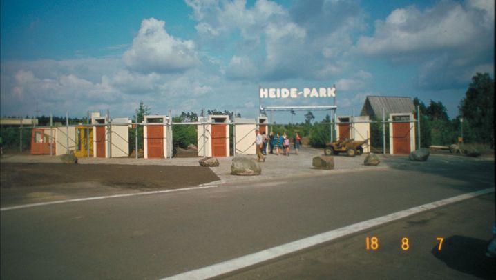 Frühe Freizeitparks: Disneyland in Haßloch, Soltau, Rust