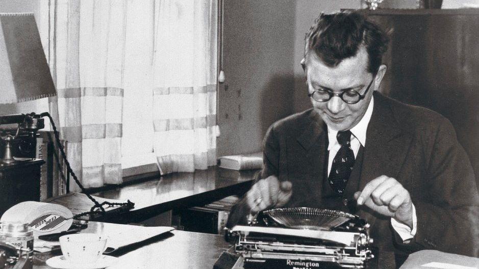 Schriftsteller Fallada 1934: Der literarische Sound einer fernen Zeit