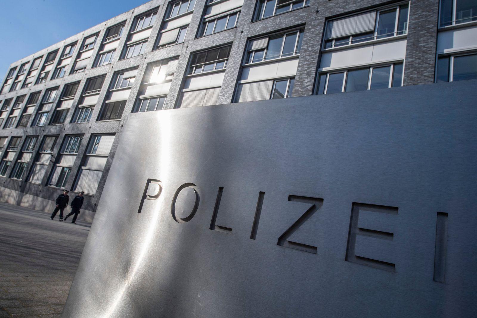 Polizeipräsidium Frankfurt am Main