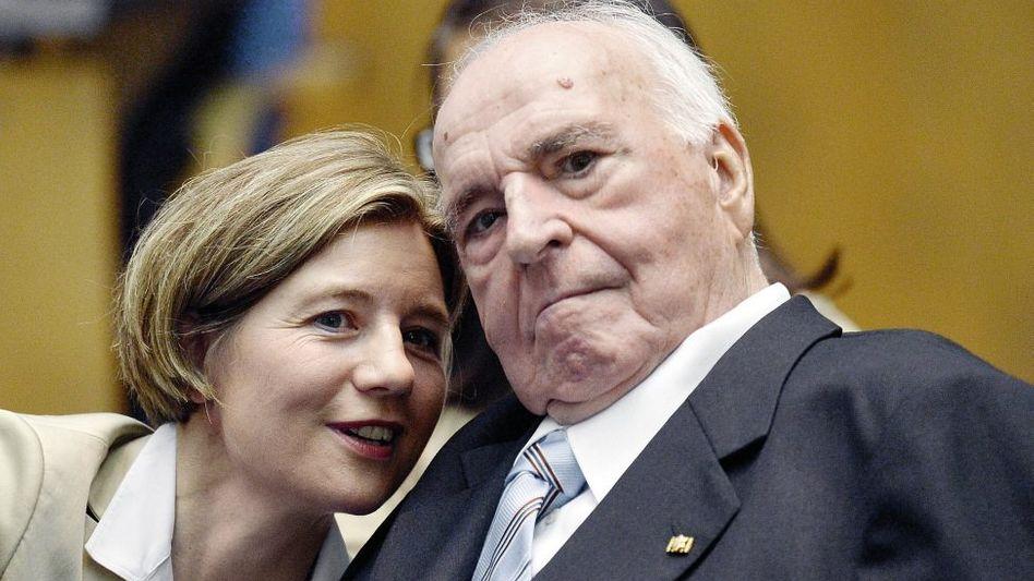 Ehepaar Kohl-Richter, Kohl