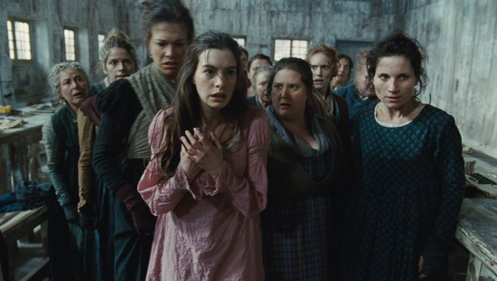 "Musicalverfilmung ""Les Misérables"": Das heulende Elend"