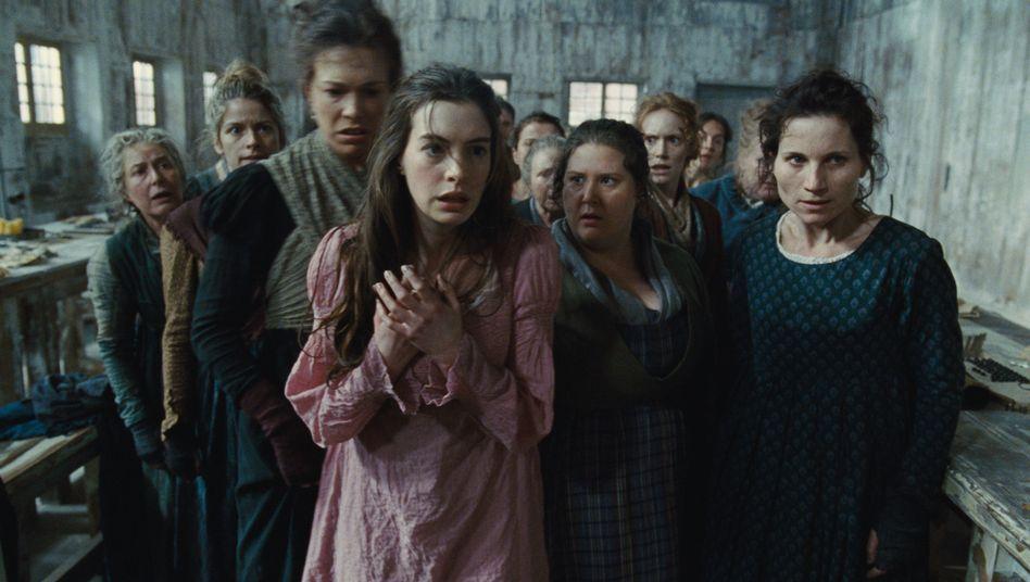 """Oscar-Favorit """"Les Misérables"""": Wie Karaoke, nur schlimmer"""