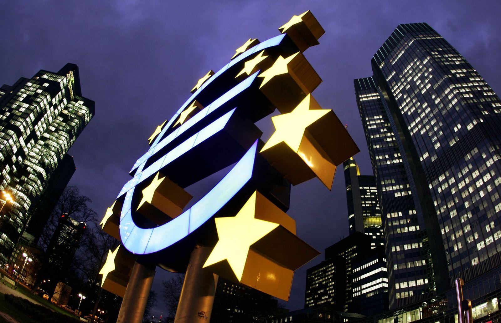 EZB Zentrale Frankfurt