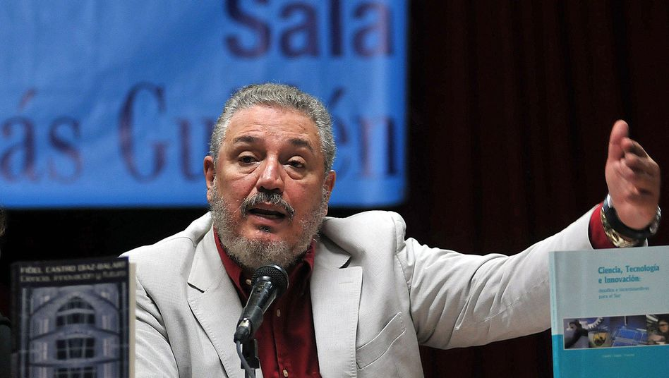 Fidel Castro Diaz-Balart (2010 in Havanna)