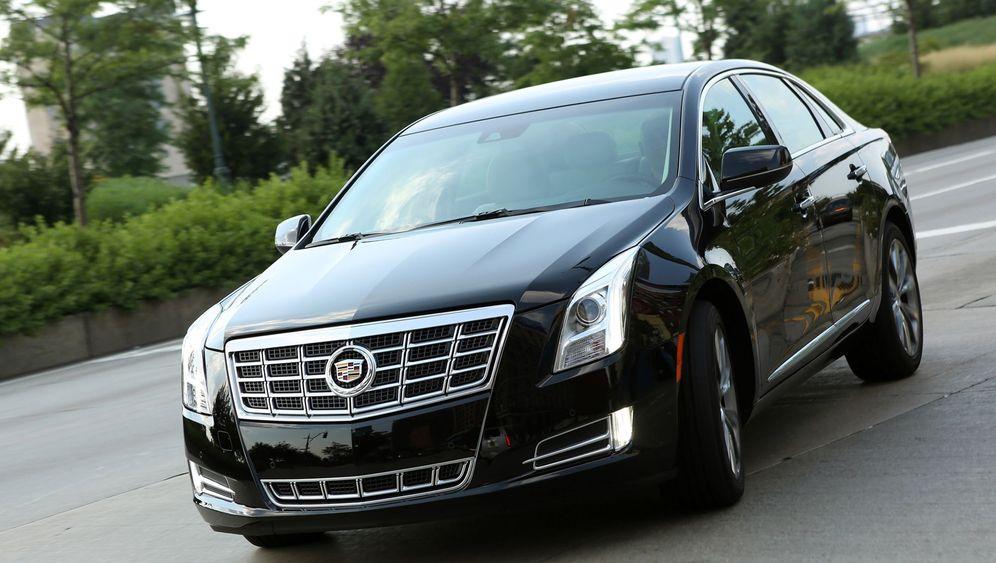 Cadillac XTS: Die große Hoffnung