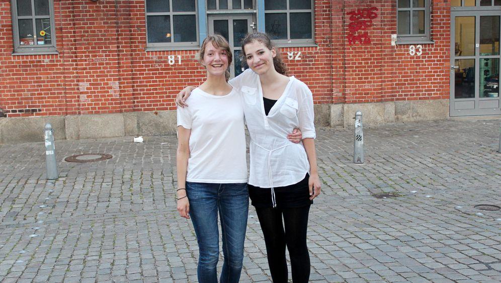 Austauschjahr in China: Max und Moritz müssen mit