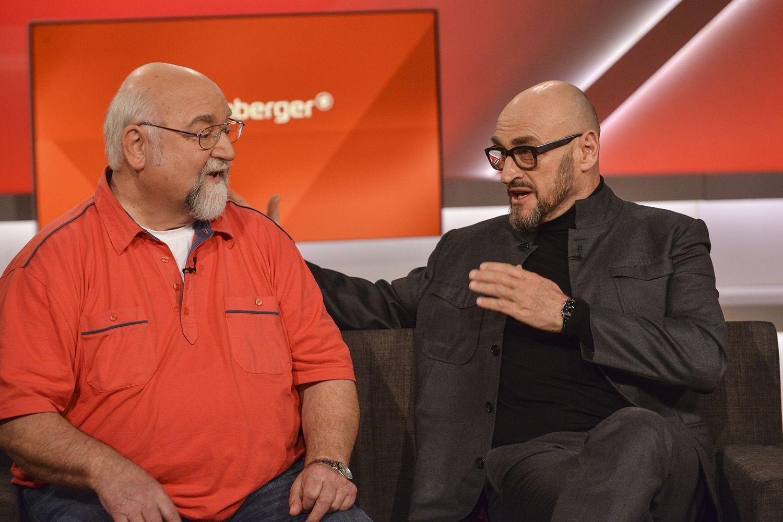 EINMALIGE VERWENDUNG Maischberger/ Sendung 23.11.2016
