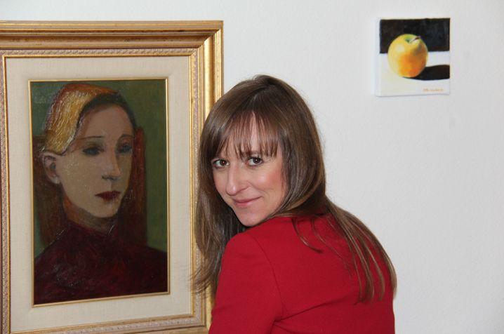 Ilona Genoni Dall, 33, lebt in Zürich und macht einen MBA in St. Gallen
