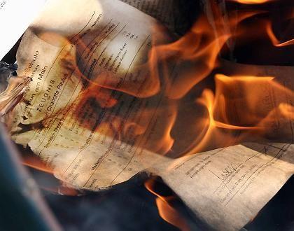 Burn, Zeugnis, burn: So verschwinden Kopfnoten garantiert