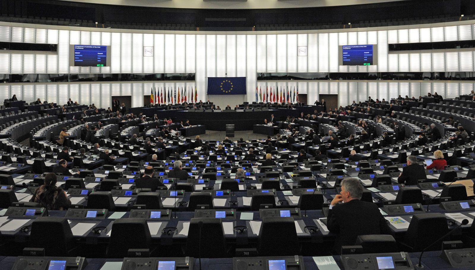 EU Parlament/ Straßburg