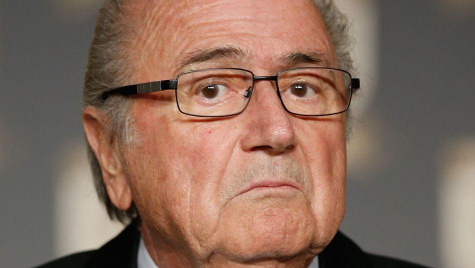 """Fifa-Boss Blatter: """"Das einzig vernünftige Urteil"""""""