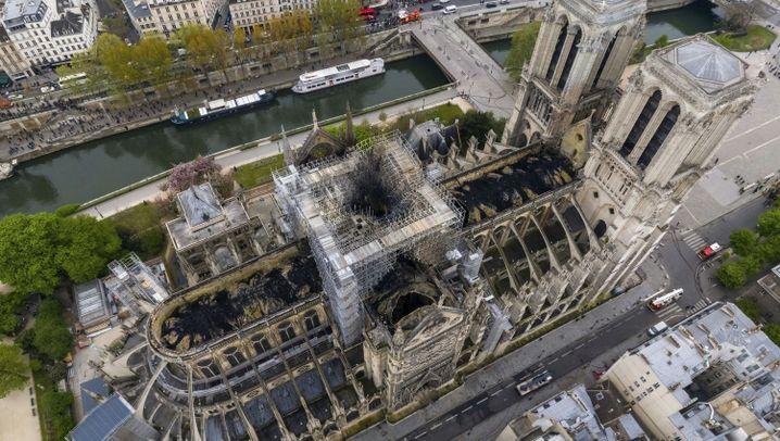 Notre-Dame: Geld, Neid, Streit