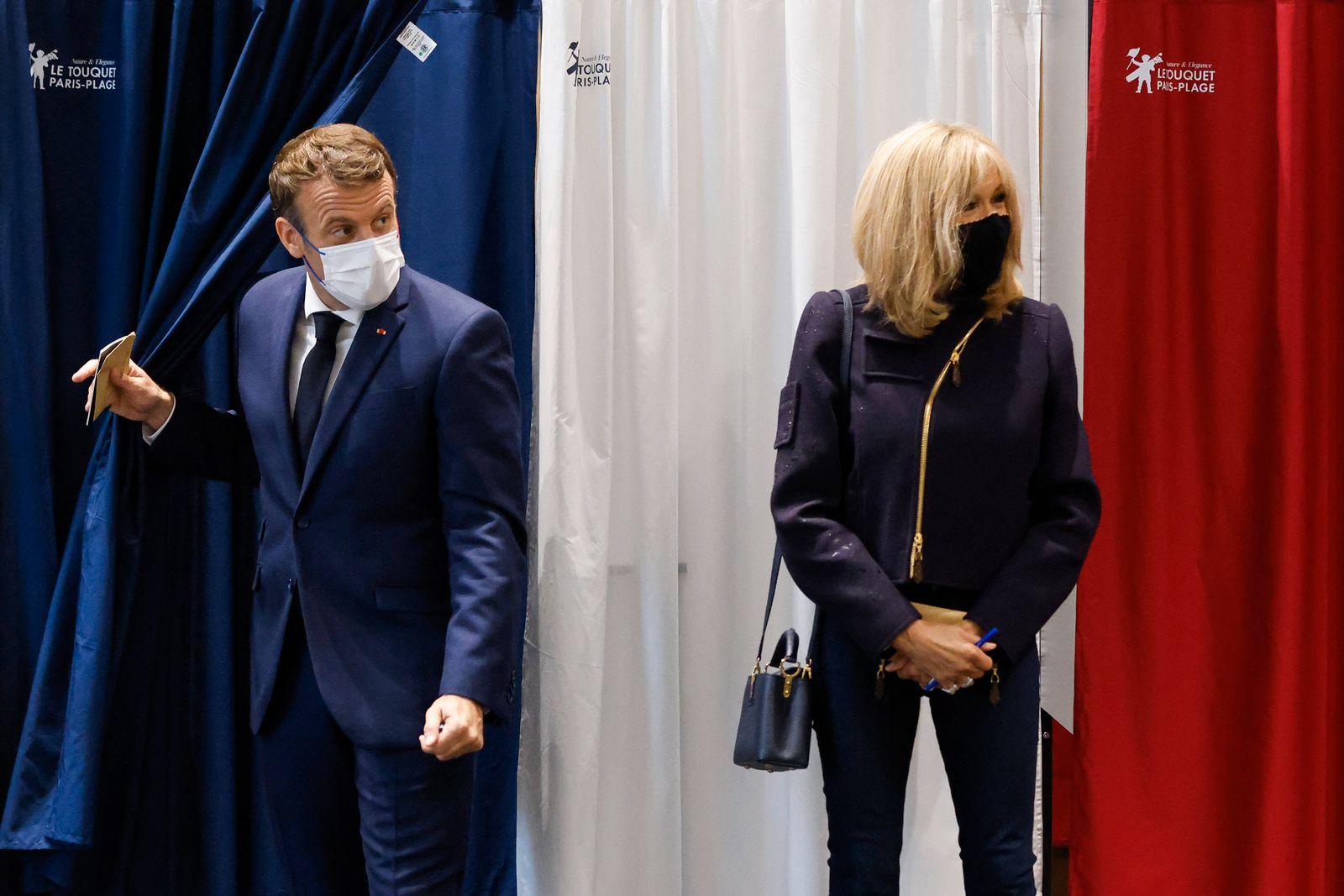 Regionalwahlen in Frankreich - Zweite Runde