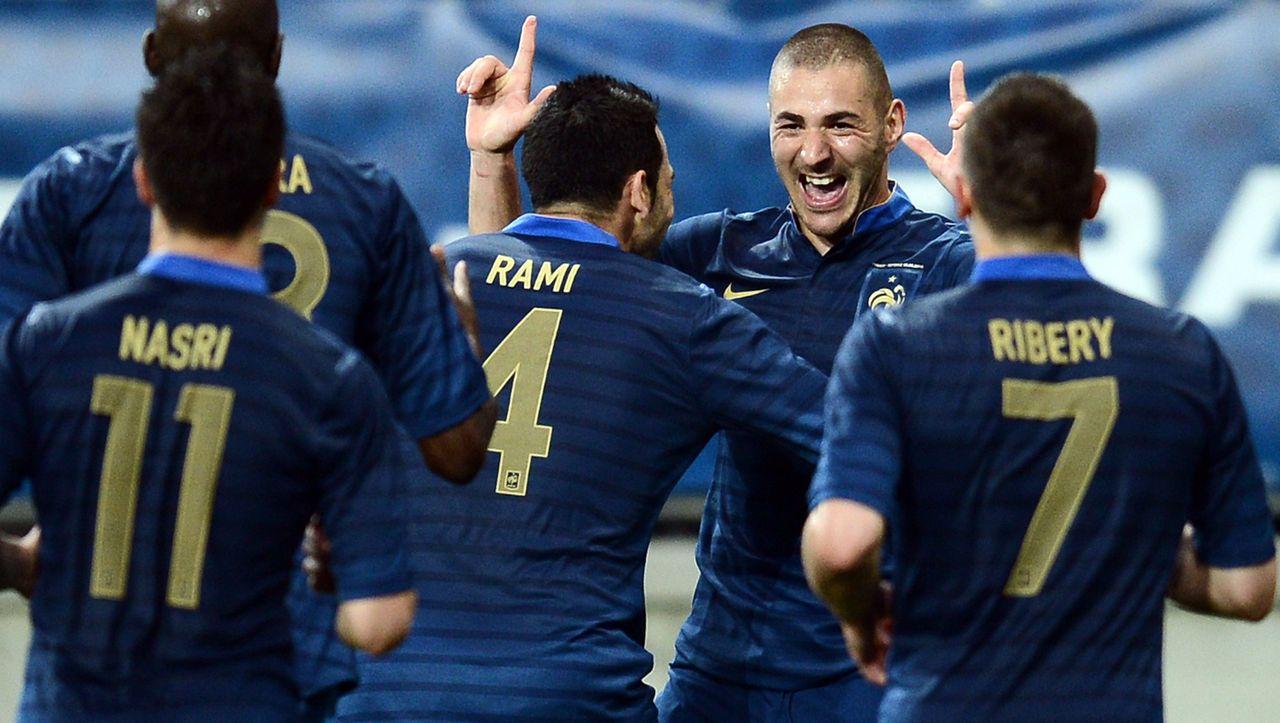 Franck Ribery Em